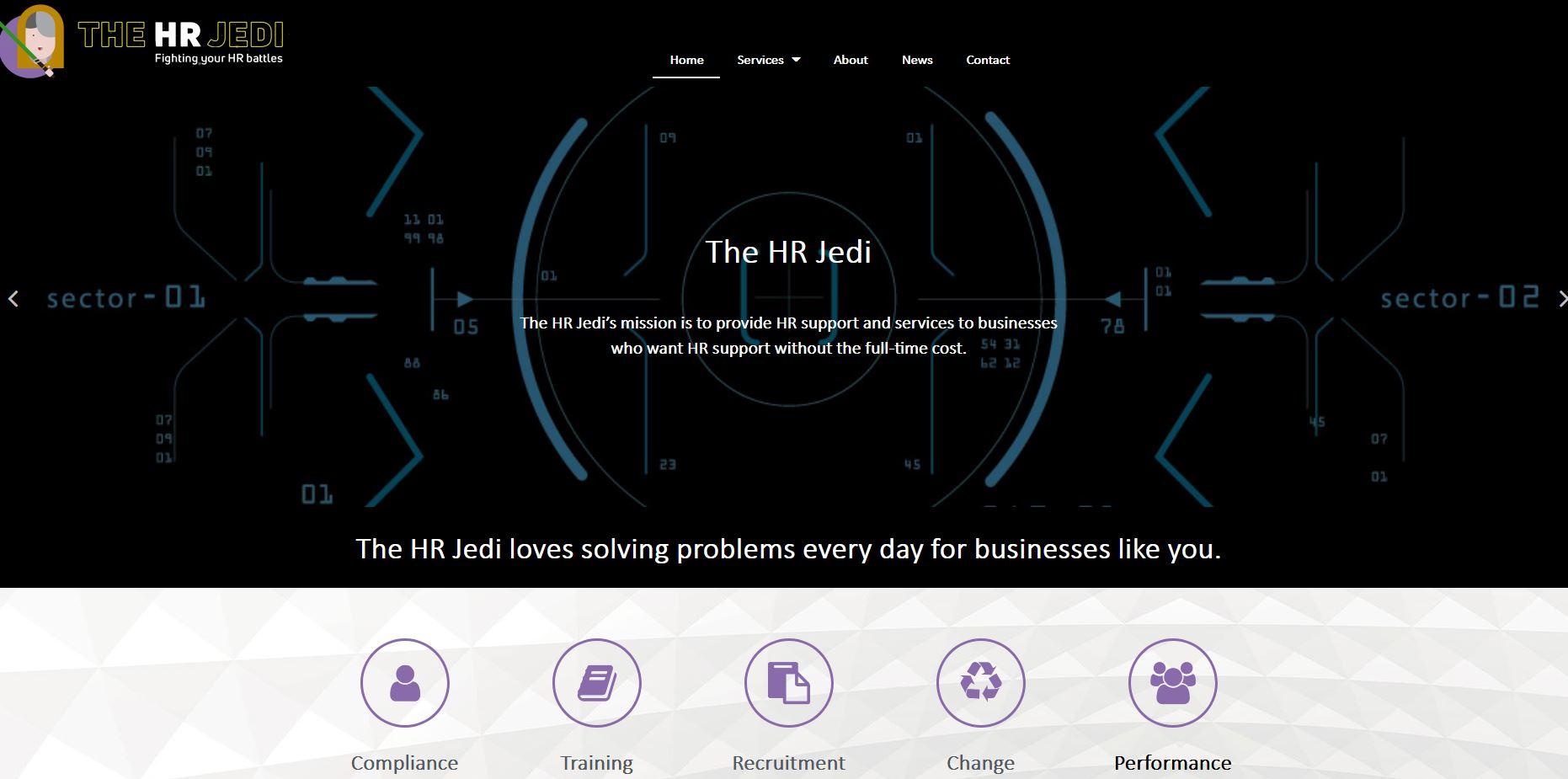 The HR Jedi