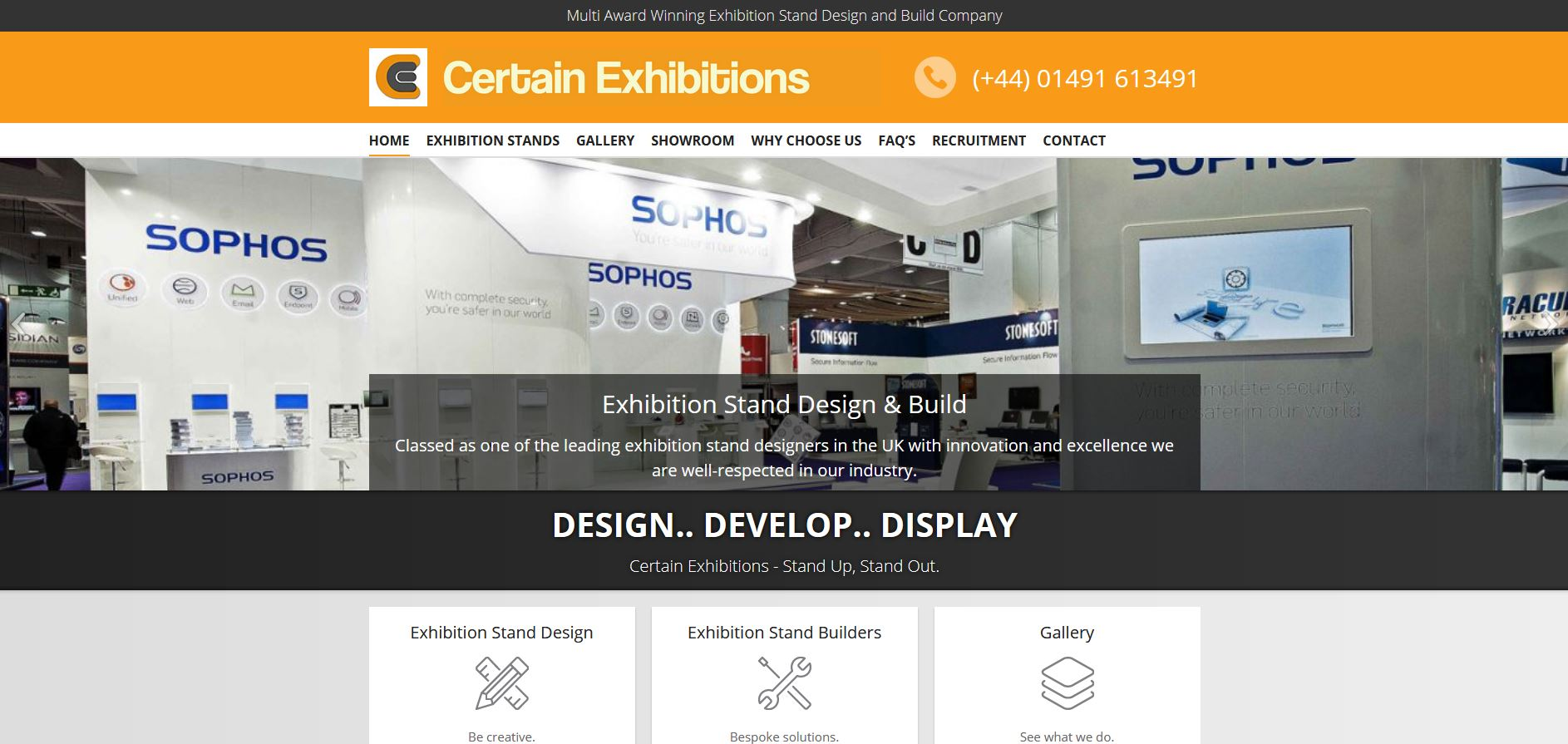 Read more about the article Certain Exhibitions