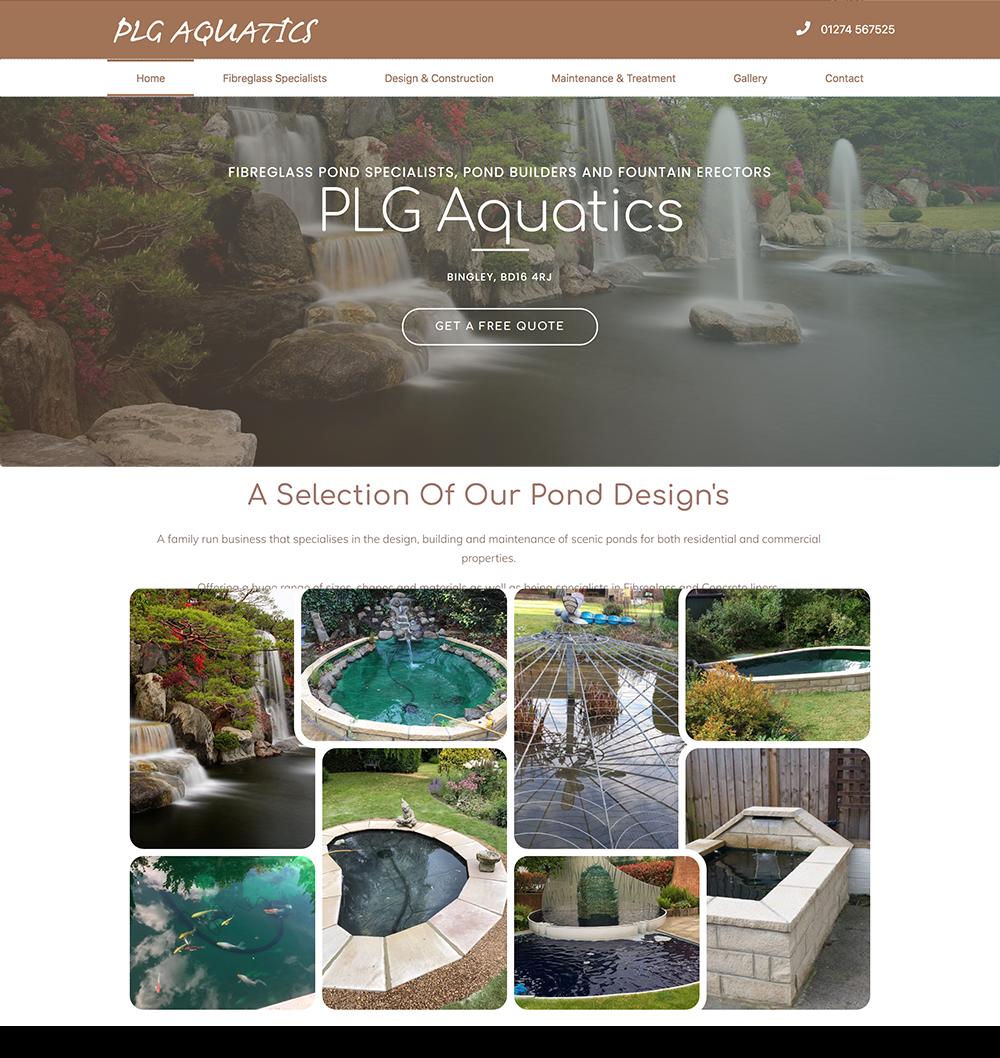 PLG Aquatics